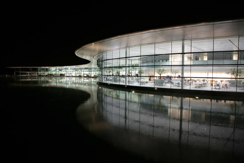 McLaren Paragon Woking England