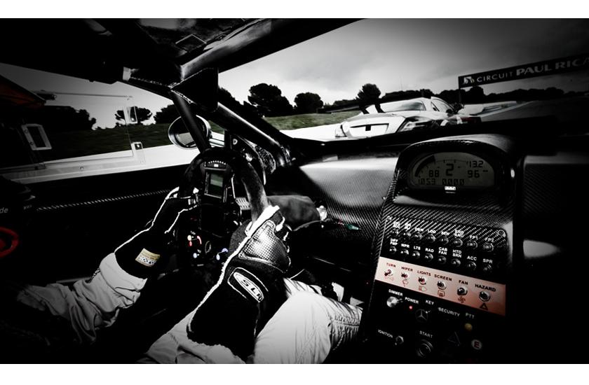 Inside SLR-GT